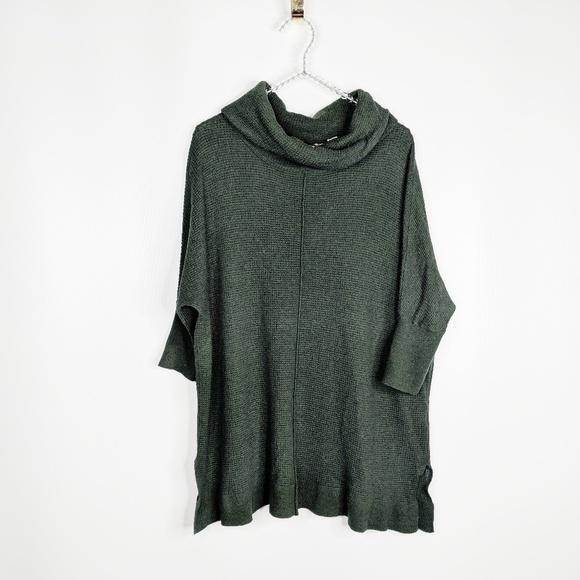 8fc3b11e20 Anthropologie Sweaters - ANTHRO FIELD FLOWER waffle knit cowl neck sweater